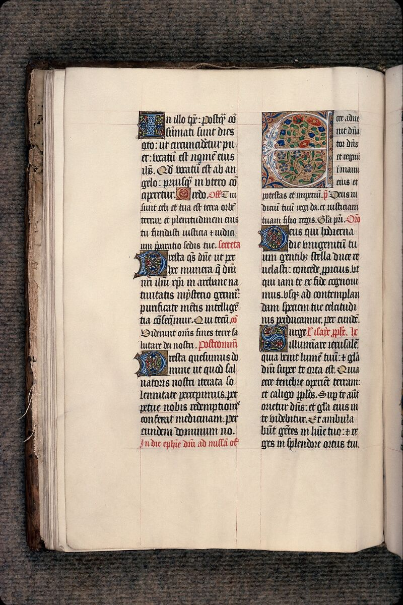 Evreux, Bibl. mun., ms. lat. 098, f. 025v