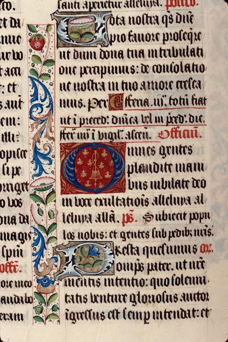 Evreux, Bibl. mun., ms. lat. 099, f. 022v