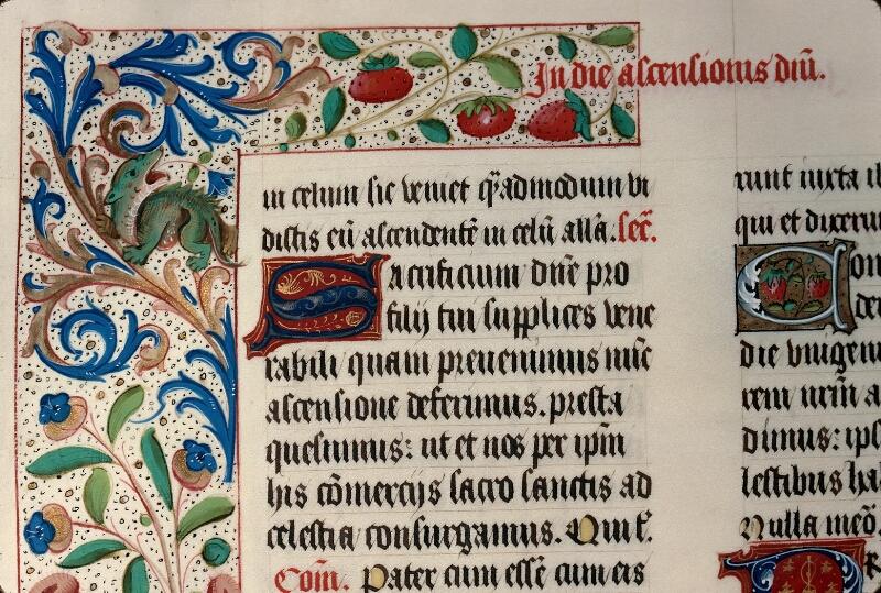 Evreux, Bibl. mun., ms. lat. 099, f. 023v - vue 2