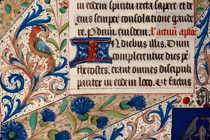 Evreux, Bibl. mun., ms. lat. 099, f. 028v - vue 4