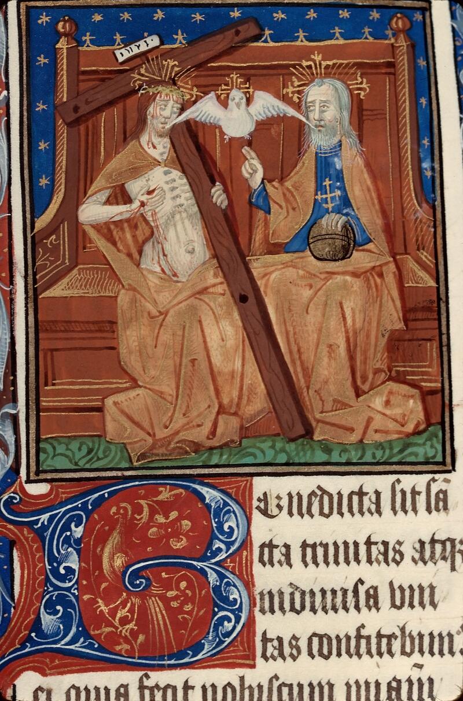 Evreux, Bibl. mun., ms. lat. 099, f. 036 - vue 2