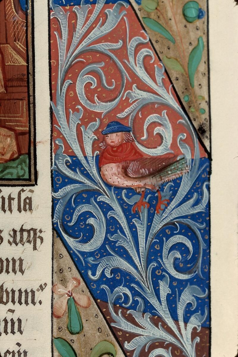 Evreux, Bibl. mun., ms. lat. 099, f. 036 - vue 3