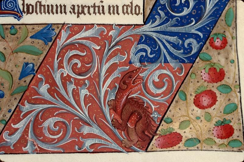 Evreux, Bibl. mun., ms. lat. 099, f. 036 - vue 5