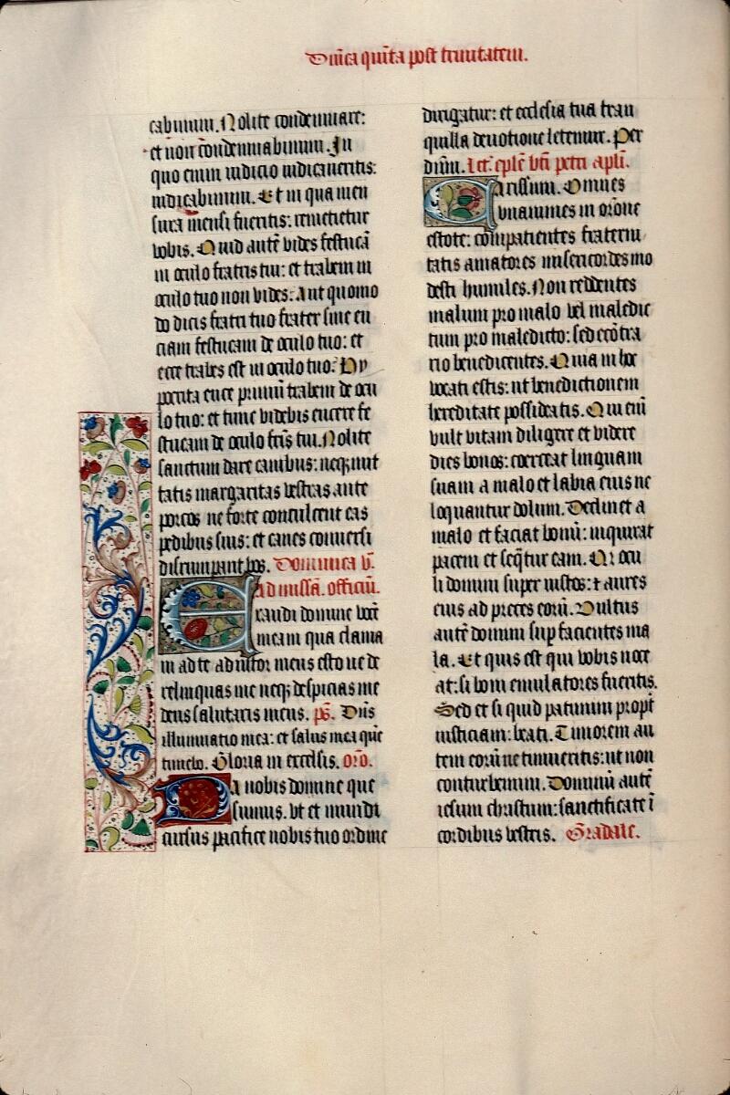 Evreux, Bibl. mun., ms. lat. 099, f. 044v