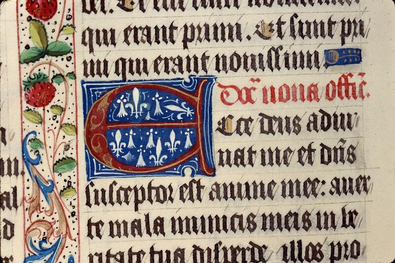 Evreux, Bibl. mun., ms. lat. 099, f. 049v