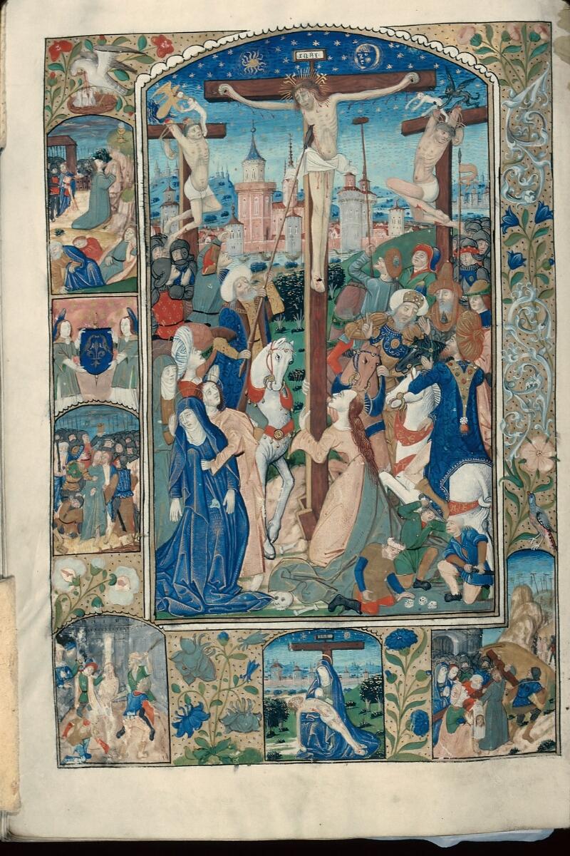 Evreux, Bibl. mun., ms. lat. 099, f. 089v - vue 01