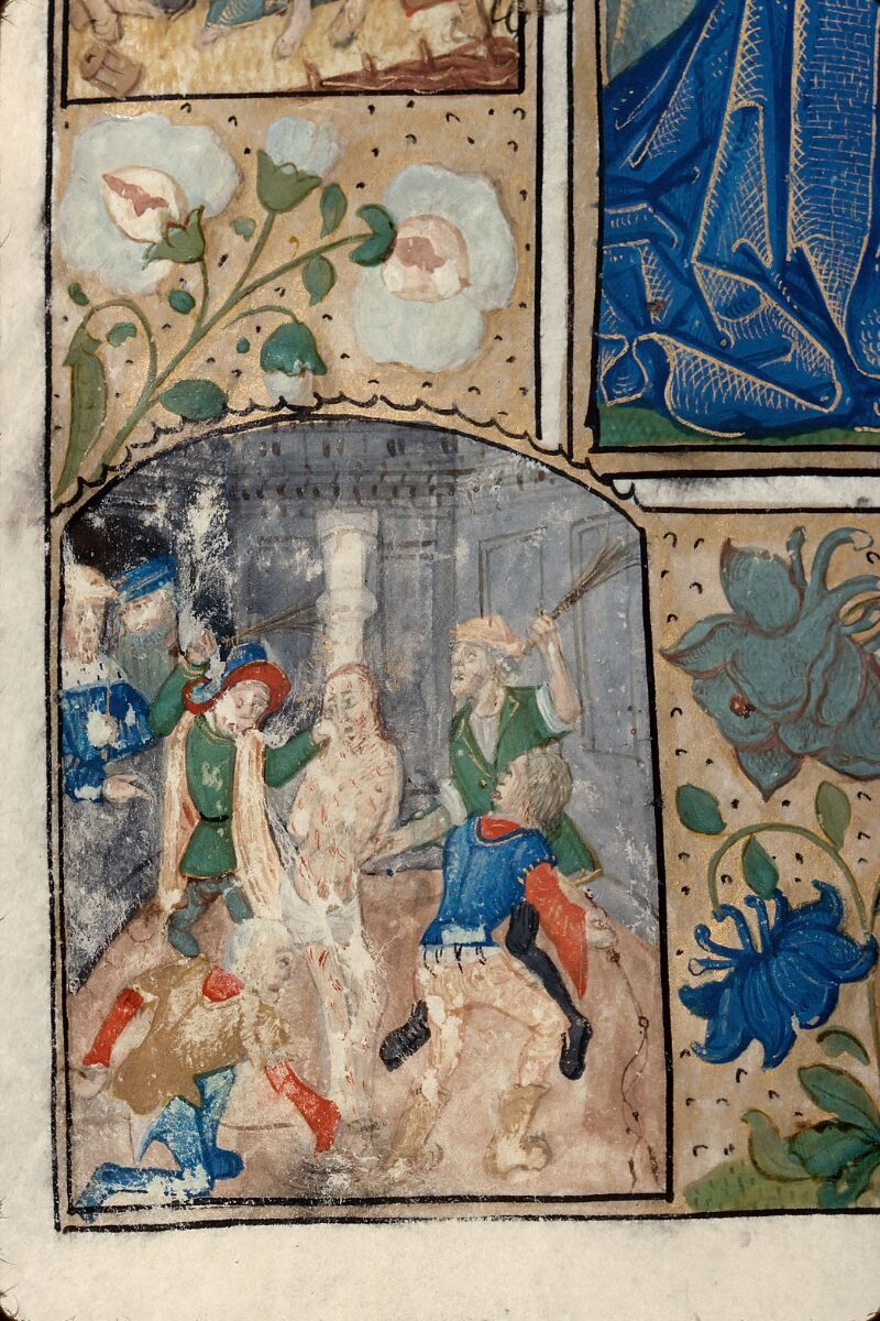 Evreux, Bibl. mun., ms. lat. 099, f. 089v - vue 09