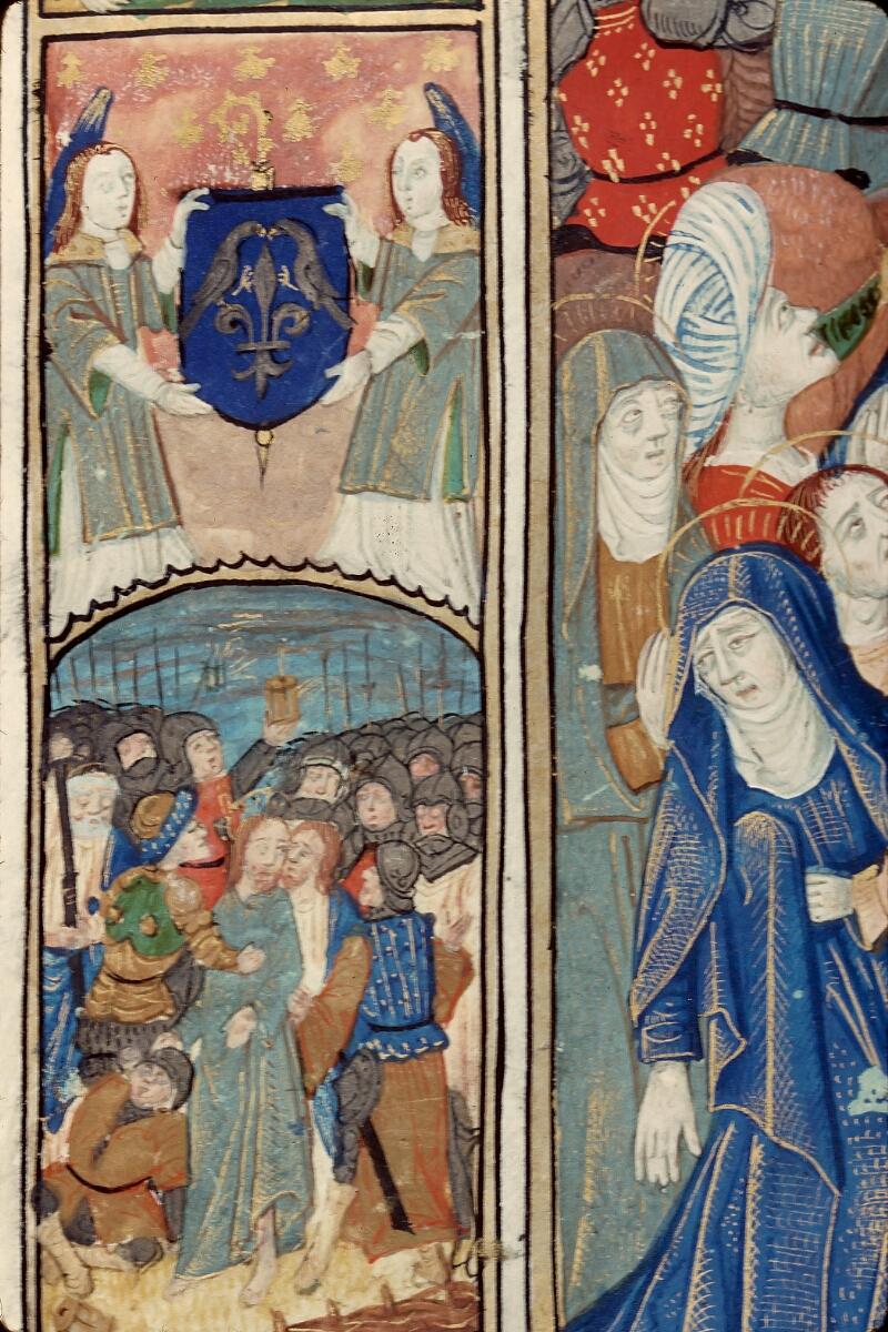 Evreux, Bibl. mun., ms. lat. 099, f. 089v - vue 10