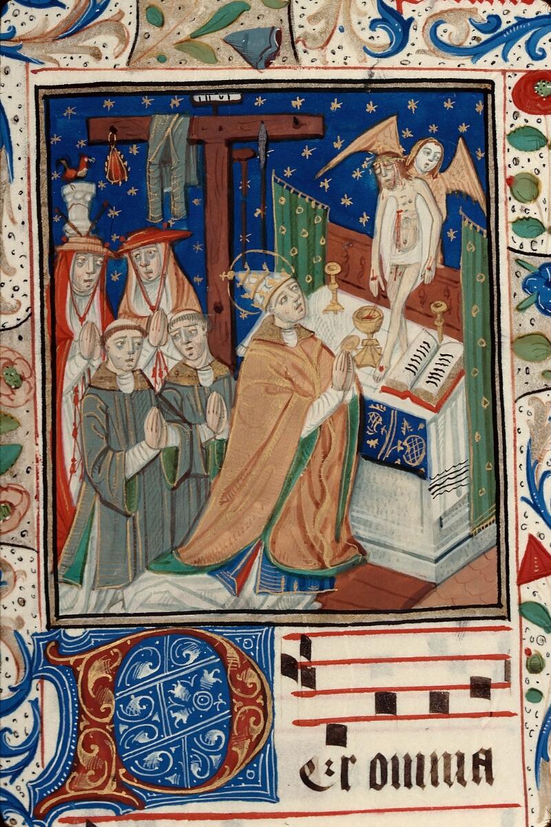 Evreux, Bibl. mun., ms. lat. 099, f. 091 - vue 2