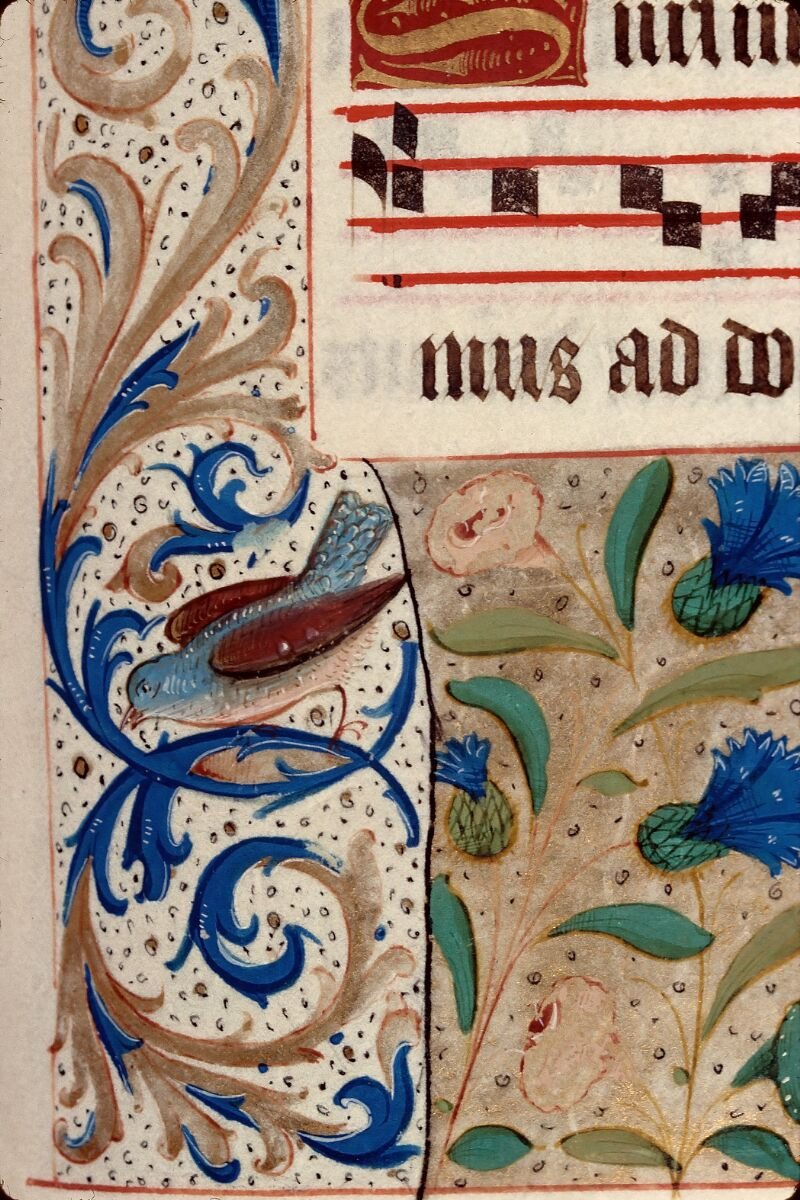 Evreux, Bibl. mun., ms. lat. 099, f. 091 - vue 3