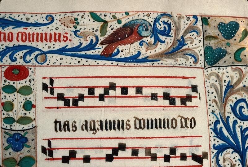 Evreux, Bibl. mun., ms. lat. 099, f. 091 - vue 6