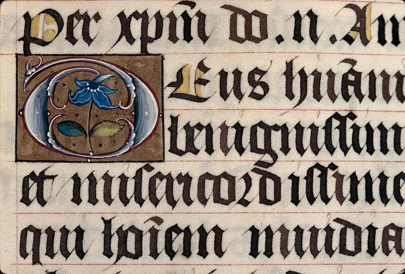 Evreux, Bibl. mun., ms. lat. 100, f. 048