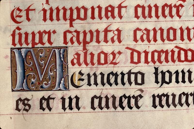 Evreux, Bibl. mun., ms. lat. 100, f. 050