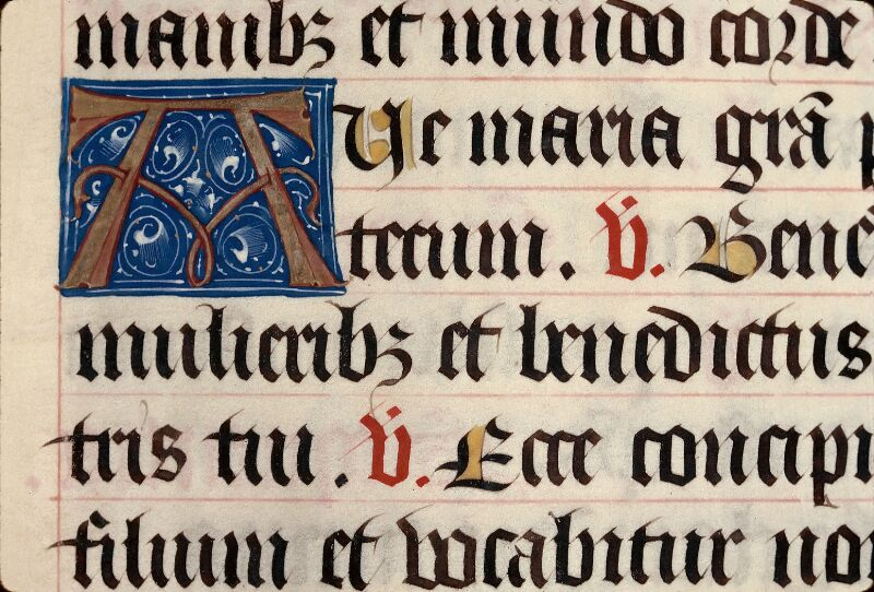 Evreux, Bibl. mun., ms. lat. 100, f. 057