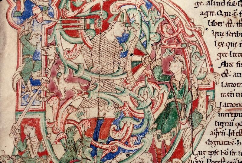 Evreux, Bibl. mun., ms. lat. 131, f. 001 - vue 7