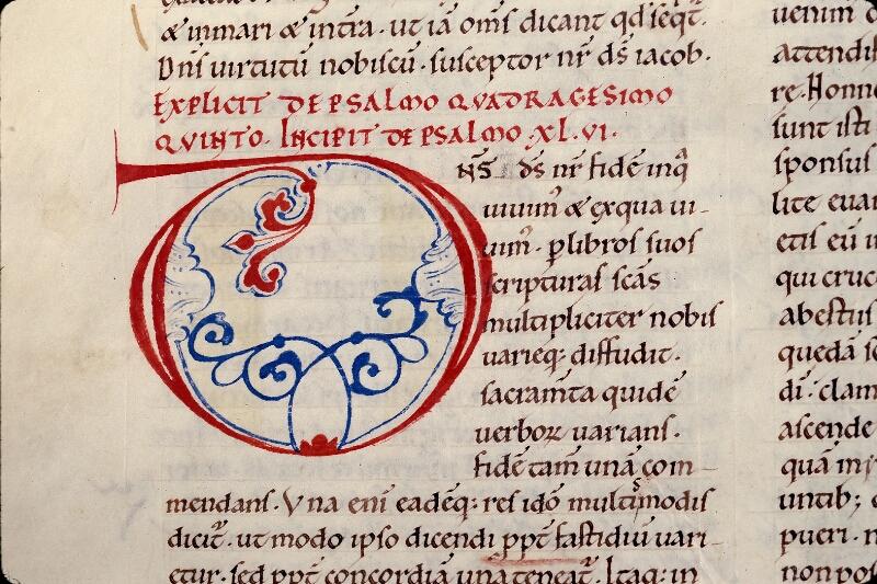 Evreux, Bibl. mun., ms. lat. 131, f. 126v