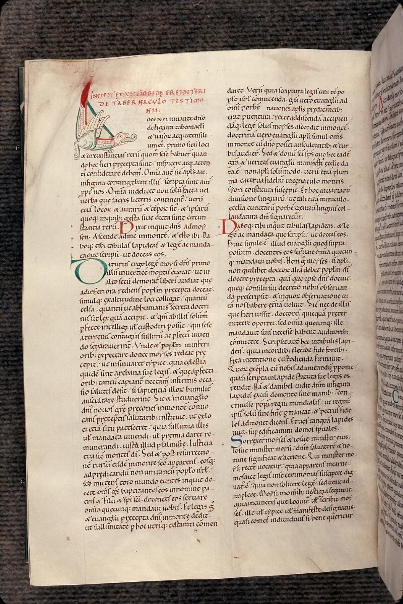 Evreux, Bibl. mun., ms. lat. 131, f. 150v - vue 1