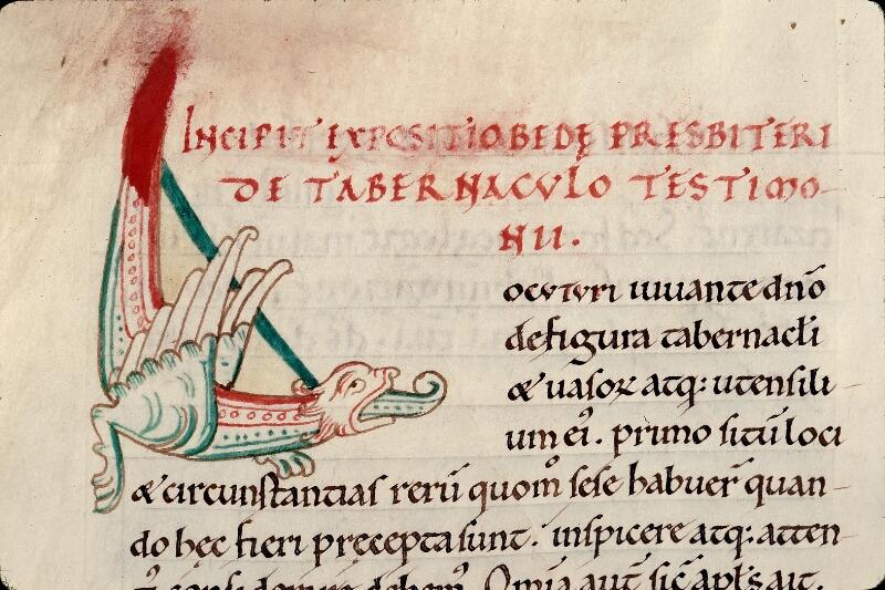Evreux, Bibl. mun., ms. lat. 131, f. 150v - vue 2