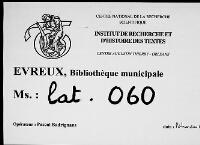 https://iiif.irht.cnrs.fr/iiif/France/Evreux/Bibliotheque_municipale/272296201_lat_060/DEPOT/272296201_lat_060_0001/full/200,/0/default.jpg