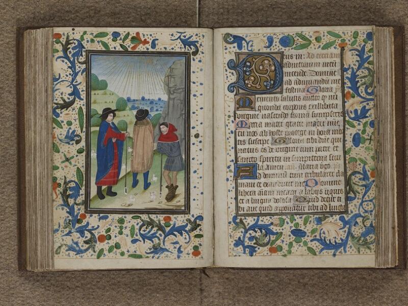 FECAMP, Musée du Palais Bénédictine, A.10.003, f. 052v - 053