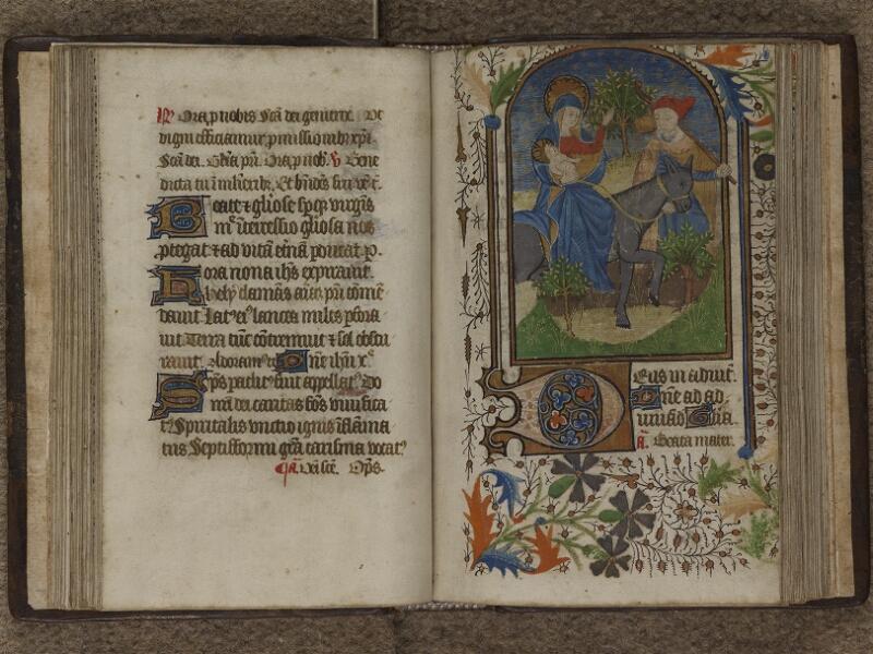 FECAMP, Musée du Palais Bénédictine, A.10.012, f. 040v - 041