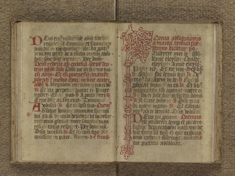 FECAMP, Musée du Palais Bénédictine, A.10.306, f. 026v - 027
