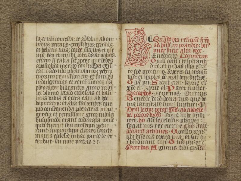 FECAMP, Musée du Palais Bénédictine, A.10.306, f. 028v - 029