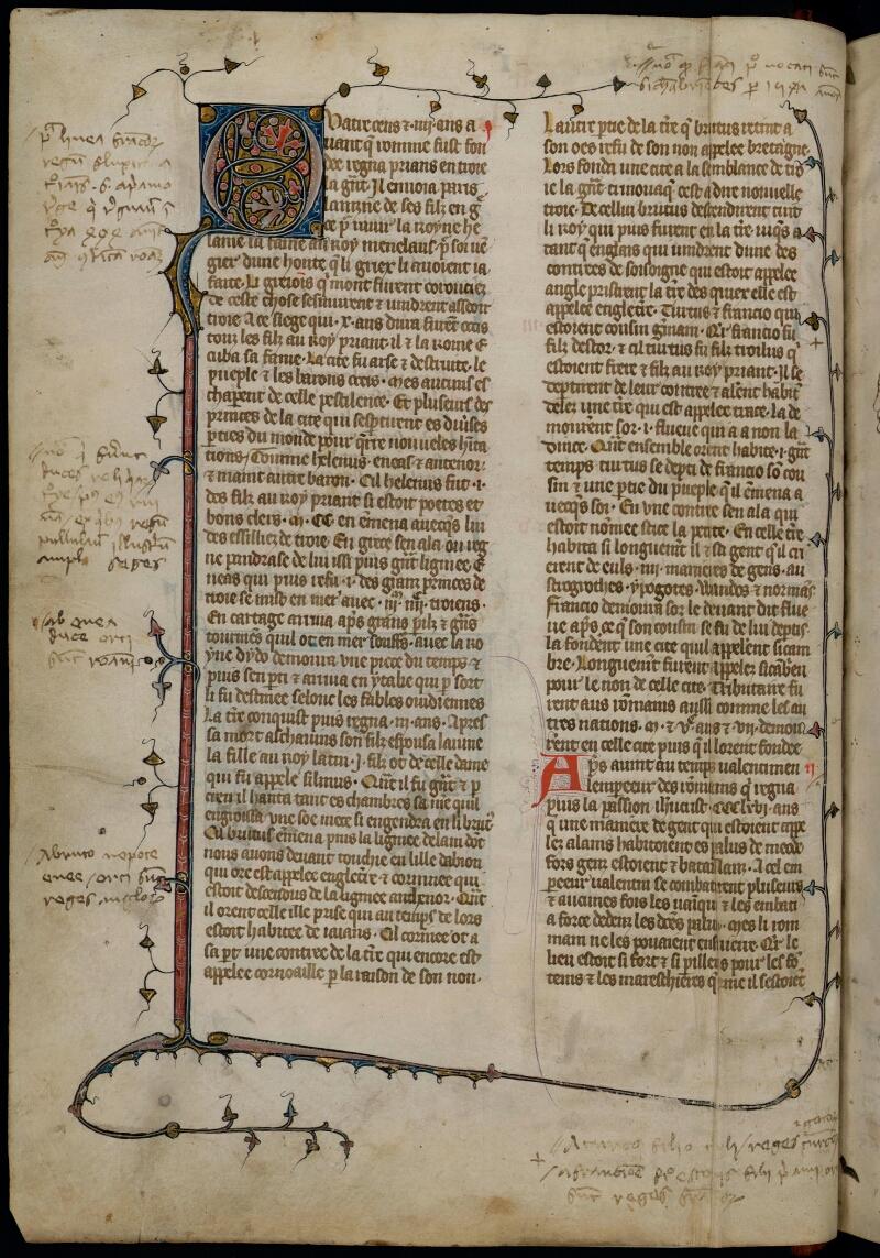 GRENOBLE, Bibliothèque municipale, 1004 (MS.0407), f. 002v