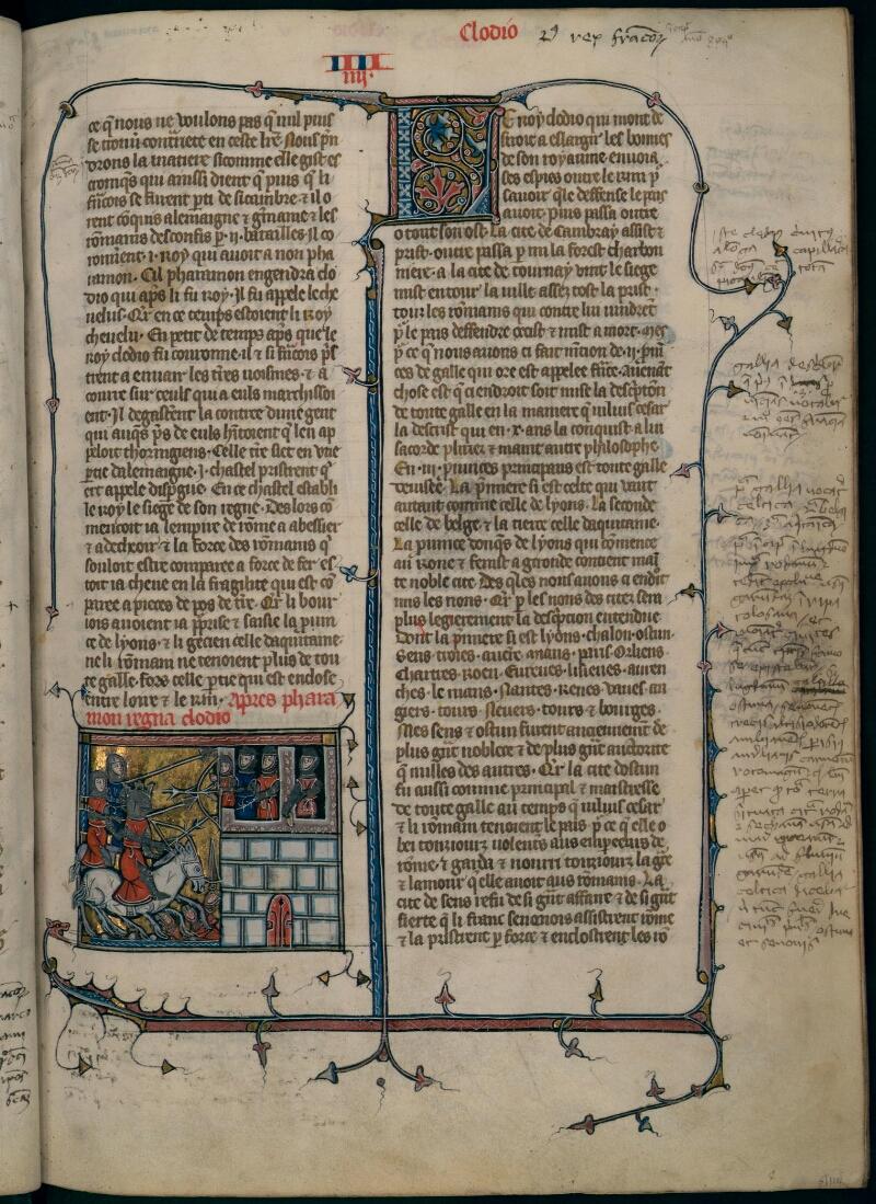 GRENOBLE, Bibliothèque municipale, 1004 (MS.0407), f. 004