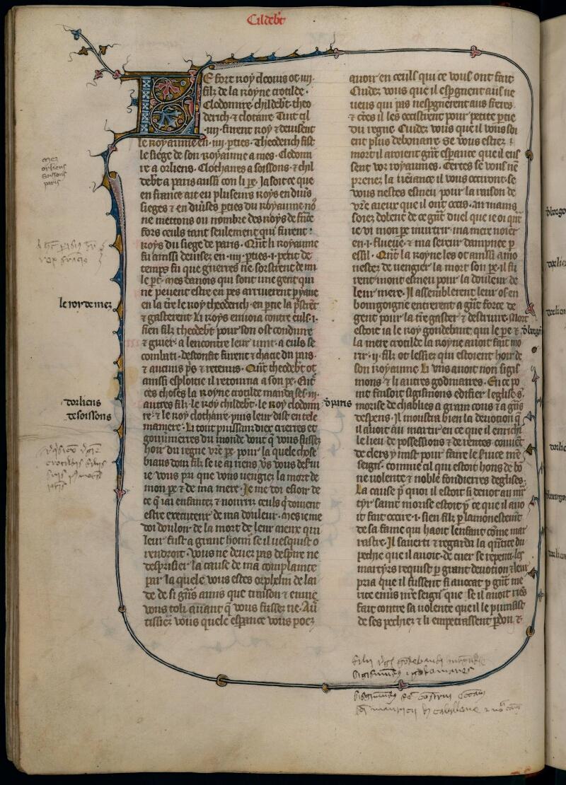 GRENOBLE, Bibliothèque municipale, 1004 (MS.0407), f. 015v