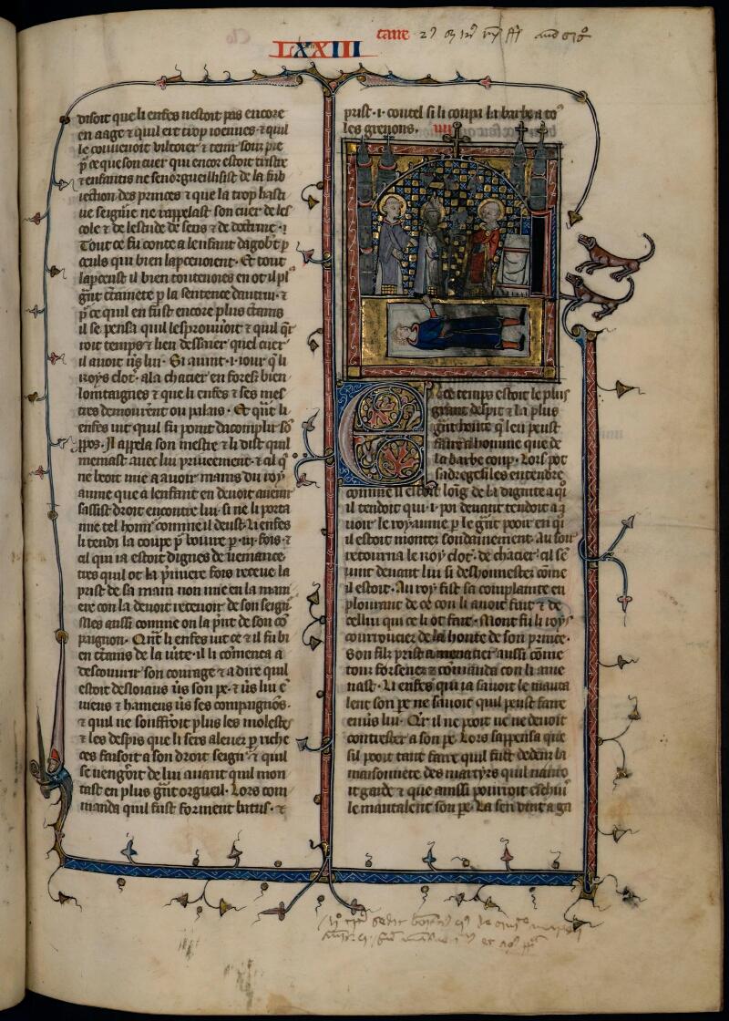 GRENOBLE, Bibliothèque municipale, 1004 (MS.0407), f. 073
