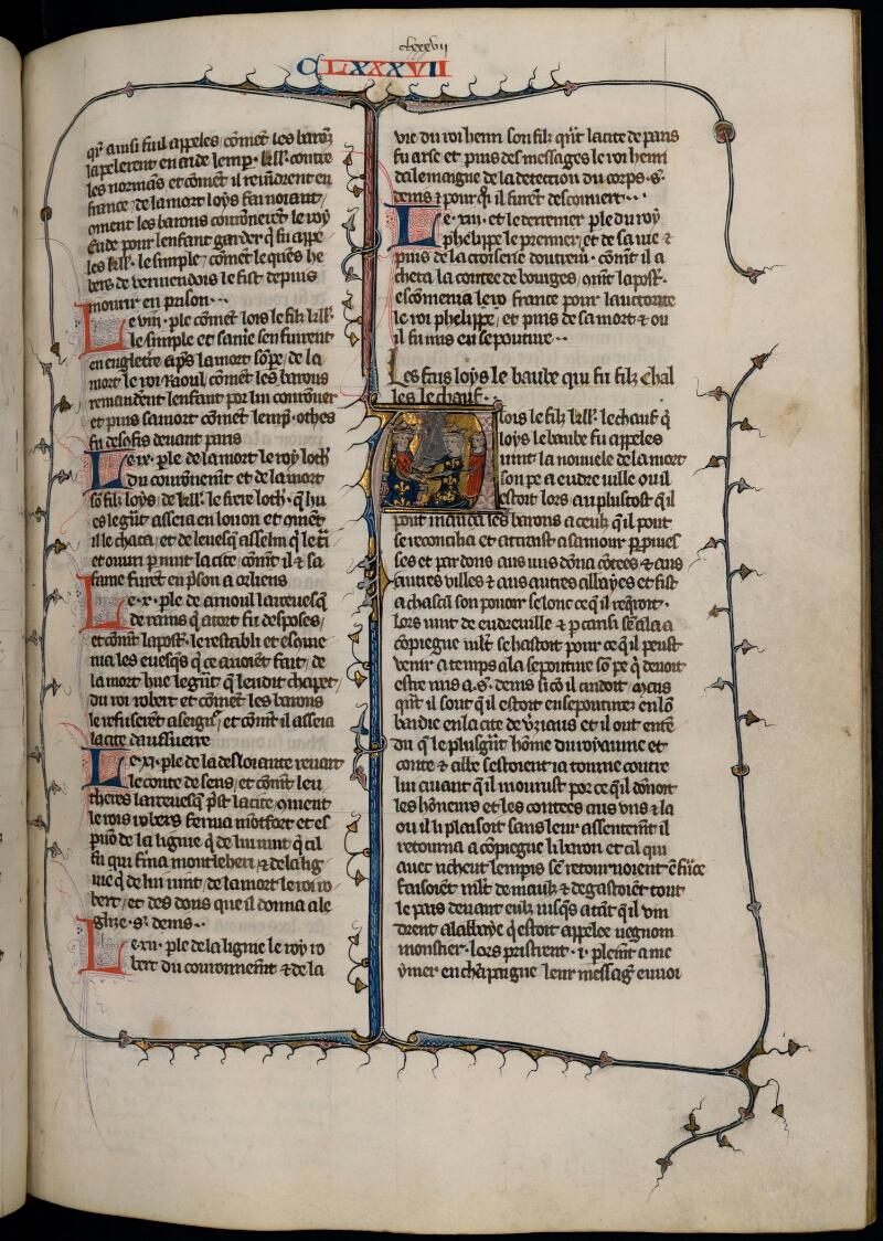GRENOBLE, Bibliothèque municipale, 1004 (MS.0407), f. 187