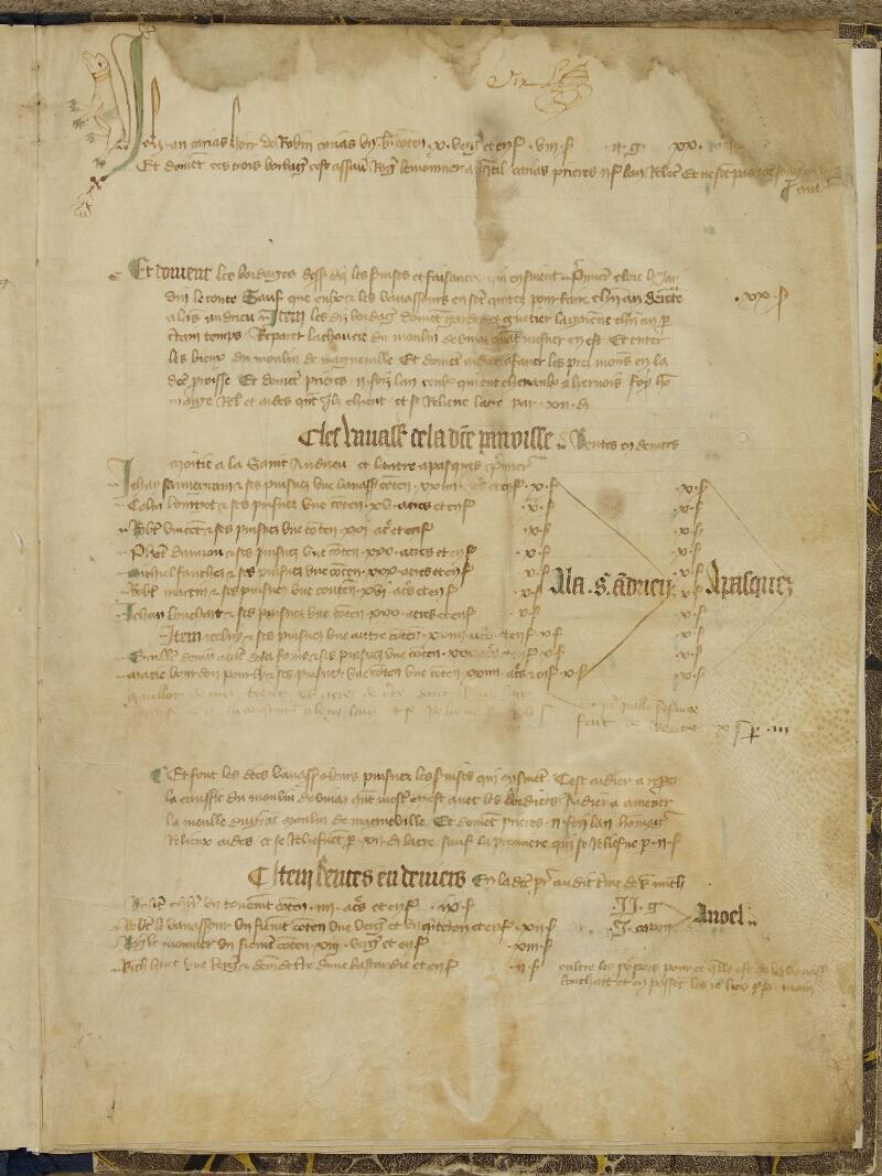 Lisieux, Bibl. mun., ms. 0011, f. 010 - vue 1