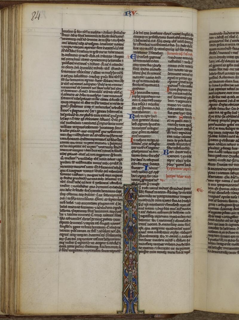 Lisieux, Bibl. mun., ms. 0018, p. 084 - vue 1
