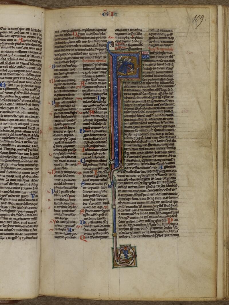 Lisieux, Bibl. mun., ms. 0018, p. 109 - vue 1