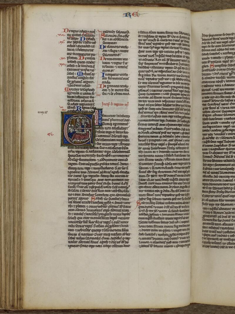 Lisieux, Bibl. mun., ms. 0018, p. 125 bis - vue 1