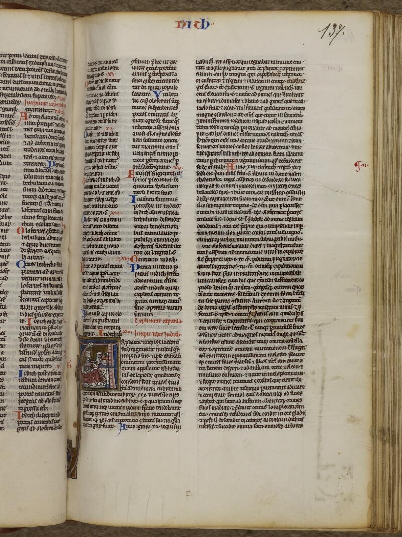 Lisieux, Bibl. mun., ms. 0018, p. 137 - vue 1