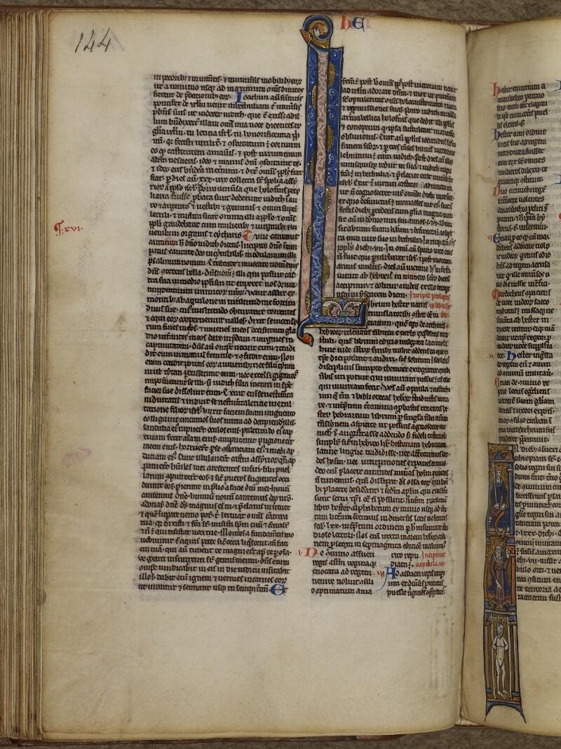 Lisieux, Bibl. mun., ms. 0018, p. 144
