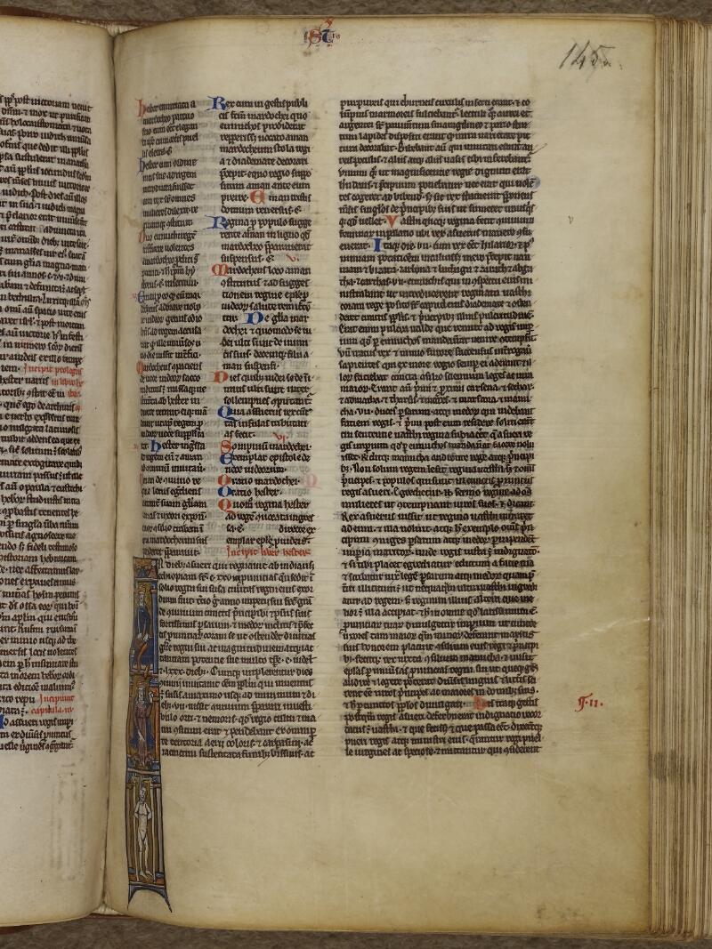 Lisieux, Bibl. mun., ms. 0018, p. 145 - vue 1