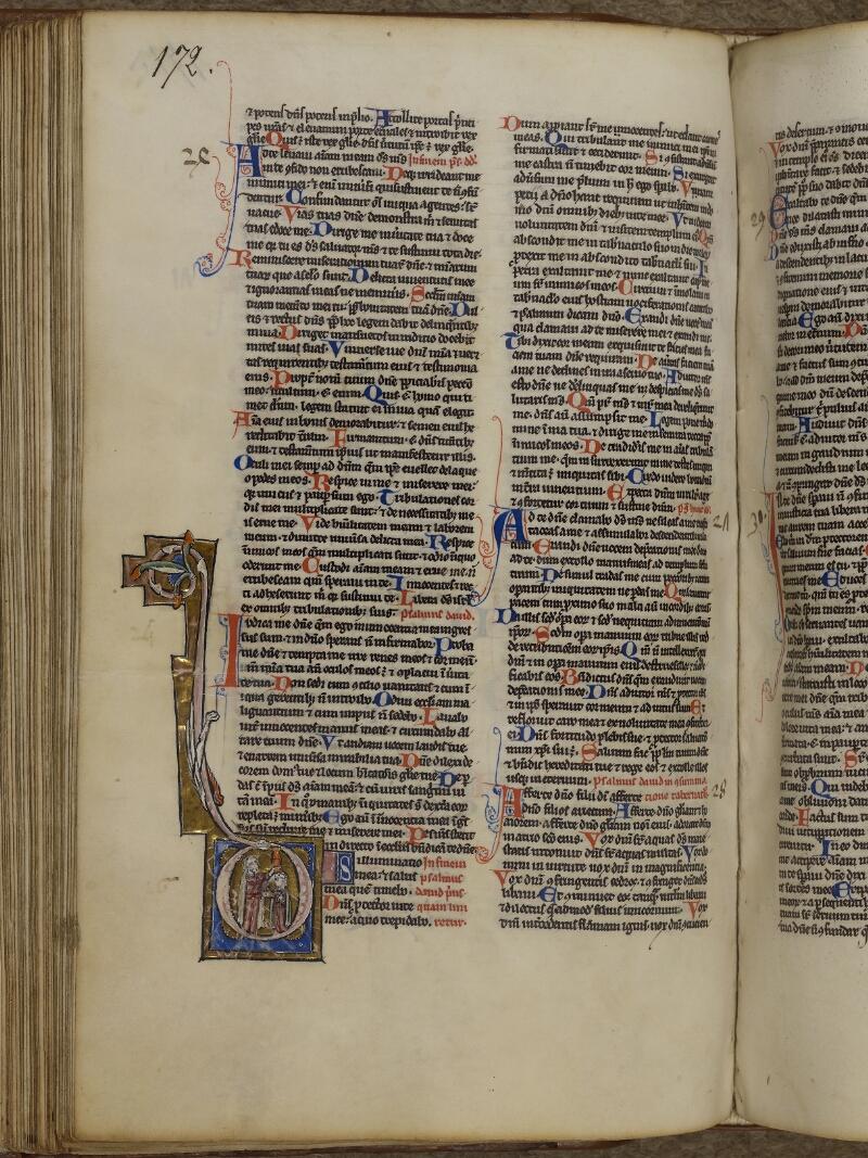 Lisieux, Bibl. mun., ms. 0018, p. 172 - vue 1