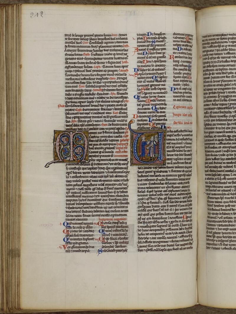 Lisieux, Bibl. mun., ms. 0018, p. 212 - vue 1
