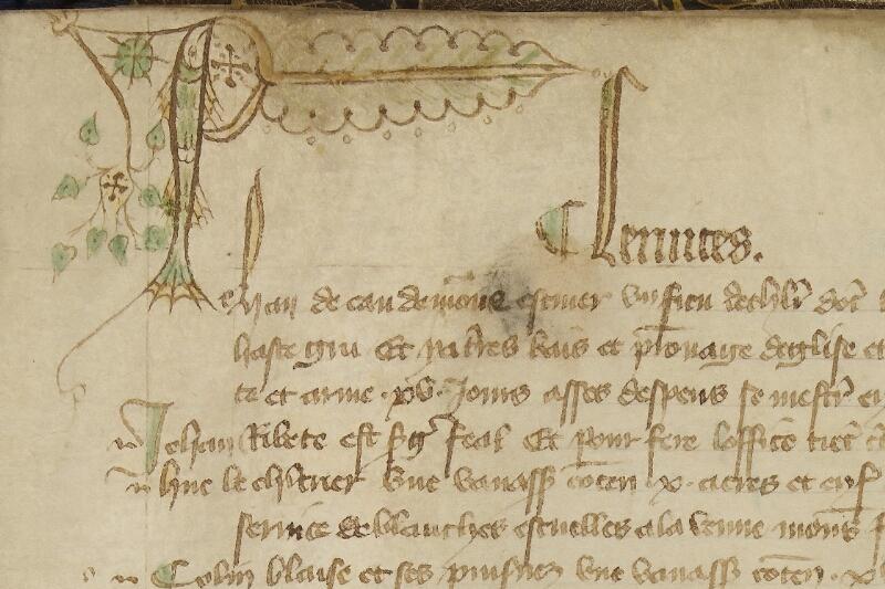 Lisieux, Bibl. mun., ms. 0011, f. 008 - vue 2