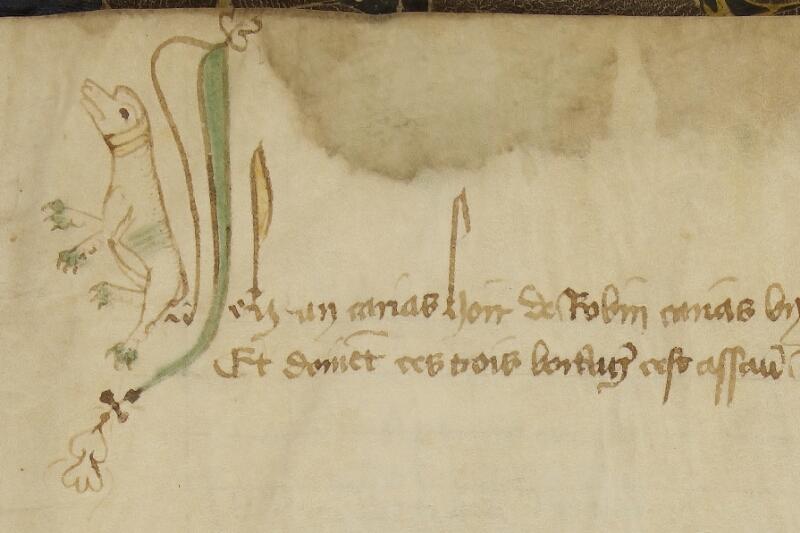 Lisieux, Bibl. mun., ms. 0011, f. 010 - vue 2