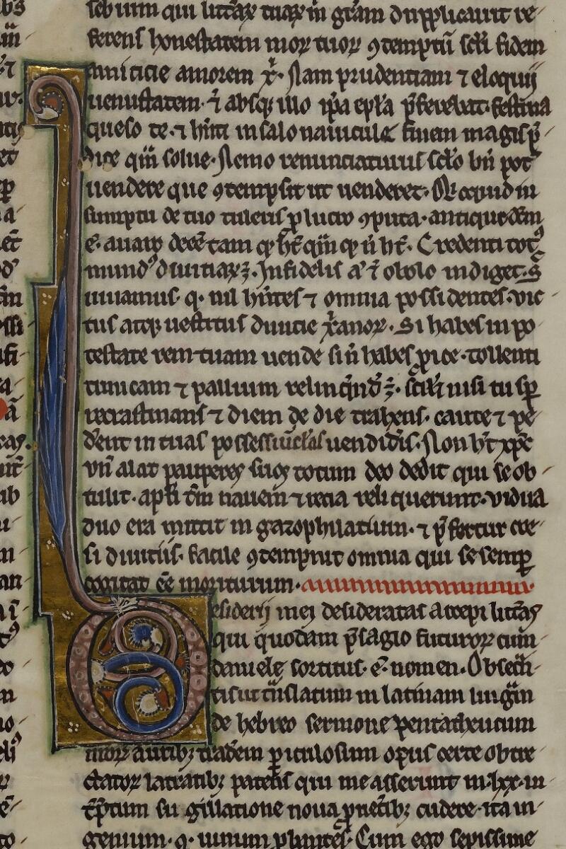 Lisieux, Bibl. mun., ms. 0018, p. 004 - vue 2