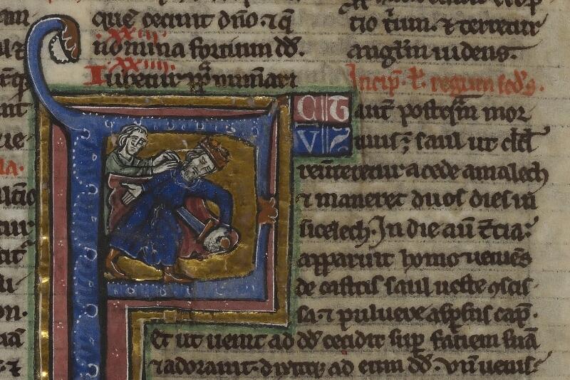 Lisieux, Bibl. mun., ms. 0018, p. 109 - vue 2