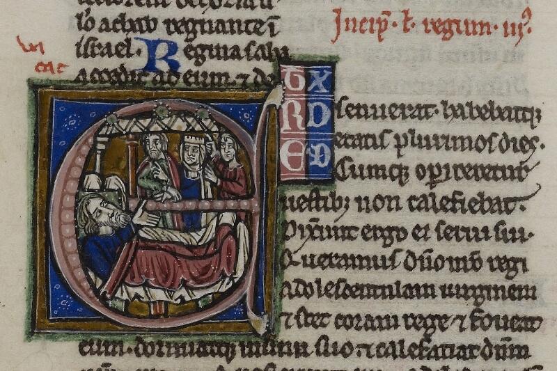 Lisieux, Bibl. mun., ms. 0018, p. 125 bis - vue 2