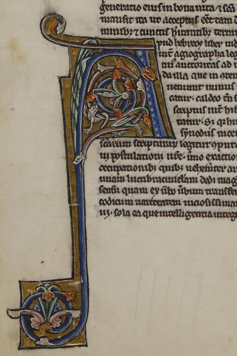 Lisieux, Bibl. mun., ms. 0018, p. 136 - vue 2
