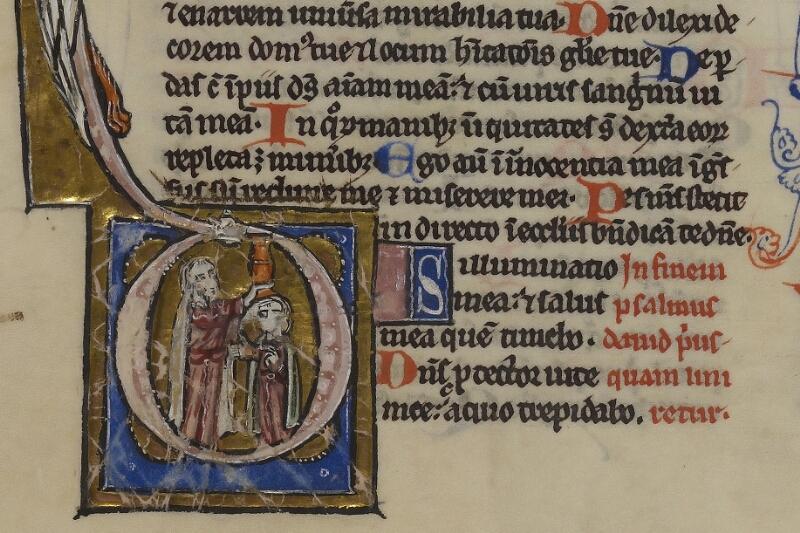 Lisieux, Bibl. mun., ms. 0018, p. 172 - vue 2