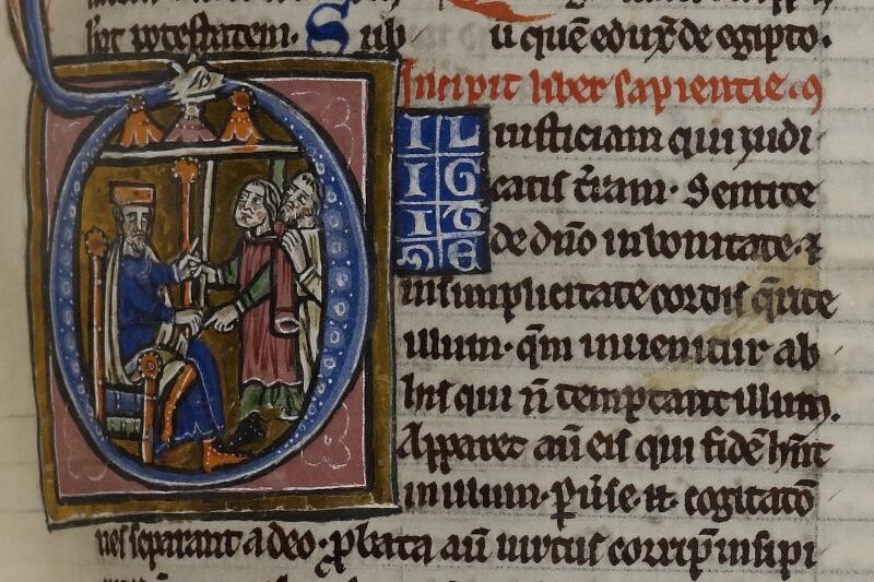 Lisieux, Bibl. mun., ms. 0018, p. 219 - vue 2