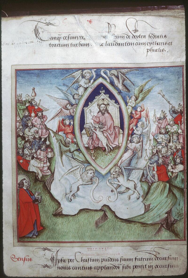 Lyon, Bibl. mun., ms. 0439, f. 004 - vue 1